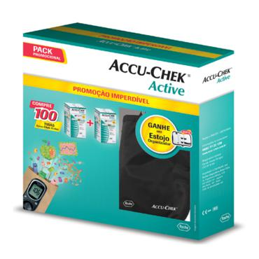 Accu-Chek Active 50 + 50tiras Grátis Balança