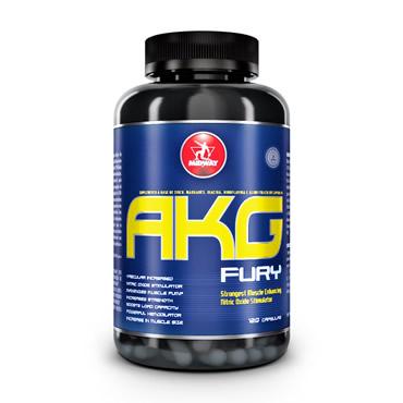 Akg Fury 120 Caps