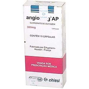 Angiolong Ap 300 Mg 10 Caps