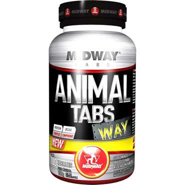Animal Tabs Way 100 Tabletes