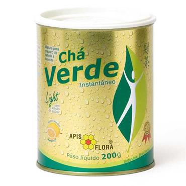 Apis Flora Cha Verde Sabor Maracuja Com 200g