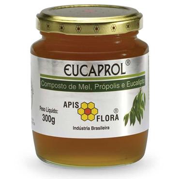 Apis Flora Eucatrol Mel Com Propolis E Eucalipto 300g