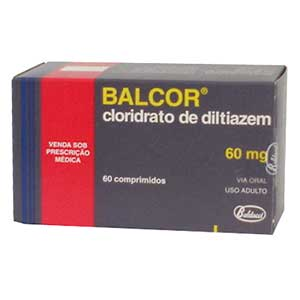 Balcor 60 Mg 60 Cprs