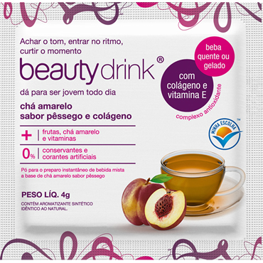 Beautydrink Sa Cha Am/Ps 4g X 10