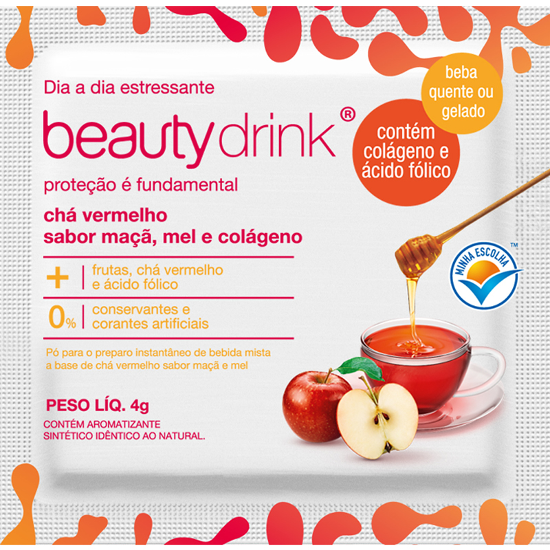 Beautydrink Sa Cha Vm/Ml 4g X 10