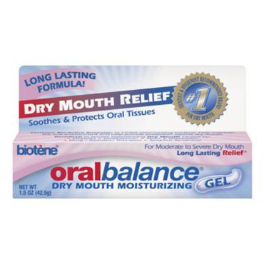 Biotene Oral Balance Gel Saliva Art 42g