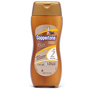 Bronzeador Coppertone Fps-02 Oleo