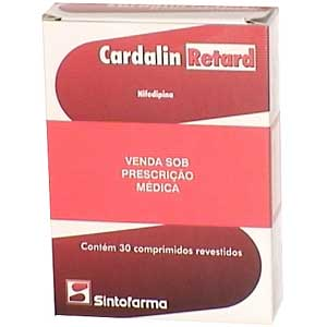 Cardalin 20 Mg 30 Cprs