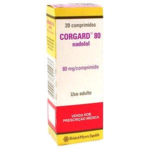 Corgard 80 Mg 20 Cprs
