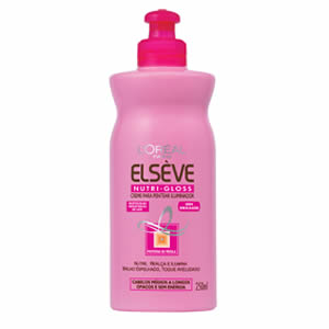 Creme Elseve Para Pentear Nutri-Gloss 250ml