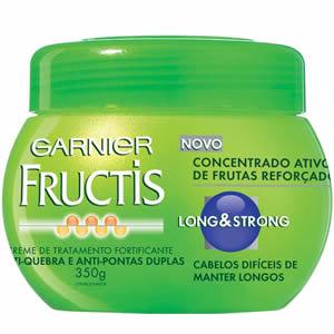 Creme Fructis Tratamento Long & Strong