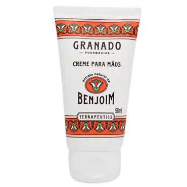 Creme Granado Maos Terrapeutics Benjoim 50ml