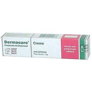 Dermacare 0,5 Mg Creme 15 G