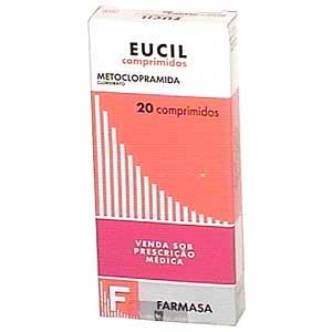 Eucil 10 Mg C/20 Cpr