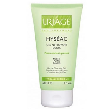 Hyseac Gel Limpeza Suave 150ml