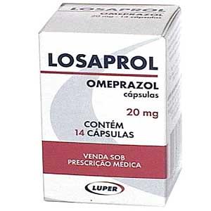 Losaprol 20 Mg 14 Caps