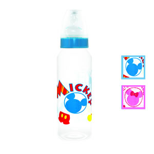 Mamadeira Lillo Disney Orto Sil 240ml