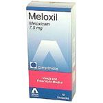 Meloxil 7,5 Mg 10 Cprs