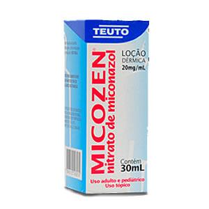 Micozen 2 % Loção 30 Ml