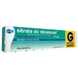 Nitrato De Miconazol 30 G