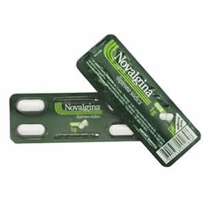 Novalgina 1 G 4 Cprs