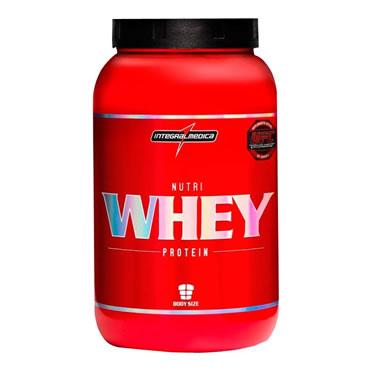 Nutri Whey Protein 840g Morango