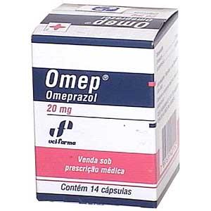 Omep 20 Mg 14 Caps