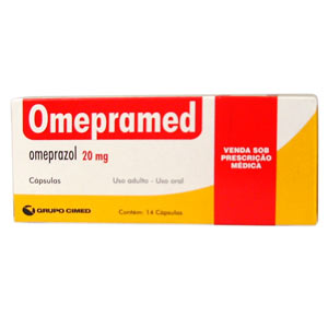 Omepramed 20 Mg 14 Caps