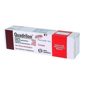 Quadrilon Creme 15 G