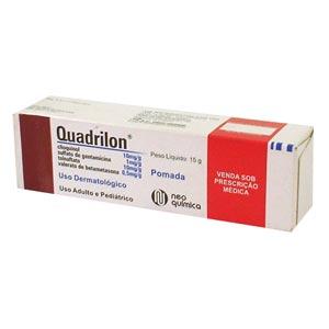 Quadrilon Pomada 15 G