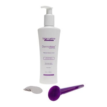 Sabonete Facial Biomarine Dermatox Exfoliant Liquid Esfoliante 180ml