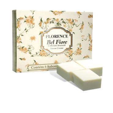 Sabonete Florence Bel Fiore 50gr 5 Un