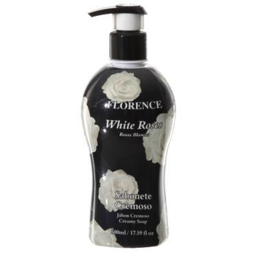 Sabonete Florence White Roses Liquido 500ml