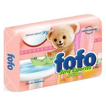 Sabonete Fofo Oleo Amend 90g