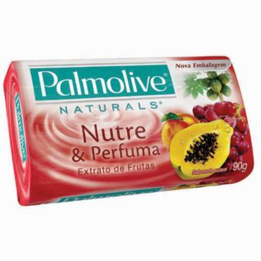 Sabonete Palmolive Suave Ext Frutas 90g