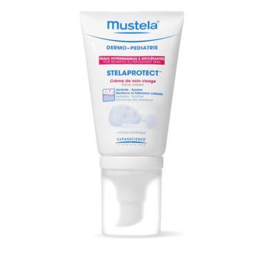 Stelaprotect Creme Mustela Face 40ml