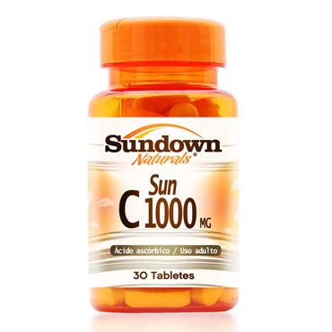Sun C 1000 Revest 1000mg Com 30 Cprs