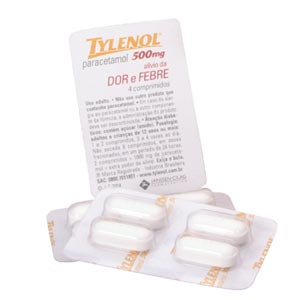 Tylenol 500 Mg 4 Cprs