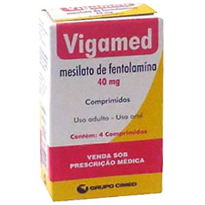 Vigamed 40 Mg 4 Cprs