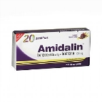 Amidalin 1,035 + 5 Mg 20 Past Framboesa