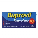 Buprovil 600 Mg C/20 Cpr