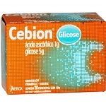 Cebion Glicose 100 + 500 Mg 10 Envelopes Com 10 G