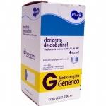 Cloridrato Clobutinol Mg Xar. 4.00mg 120ml X 1 /Ml