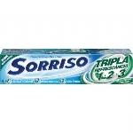 Creme Dental Sorriso Tripla Refrescância 90g