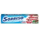 Creme Dental Sorriso Whitening Explosion Canela Mint 90g