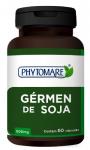 Germen De Soja 500mg Com 60 Capsulas