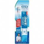 Kit Oral-B Pro Saúde Creme Dent + Escova Dent + Grátis Estojo