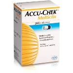 Lanceta Accu-Chek Multiclix 24 Unidades