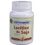 Lecitina De Soja - Schraiber - 60 Cápsulas 500g