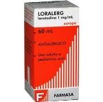 Loralerg 1 Mg Pediátrico 60 Ml